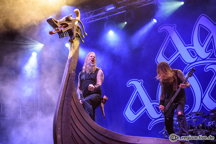 Amon Amarth (live auf dem Summer Breeze, 2017)