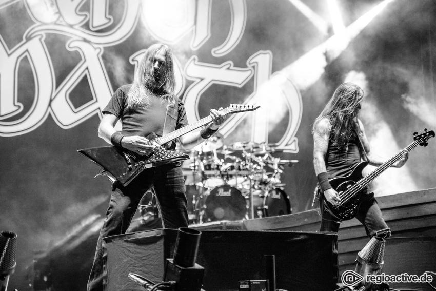 Amon Amarth (live auf dem Summer Breeze, 2017)