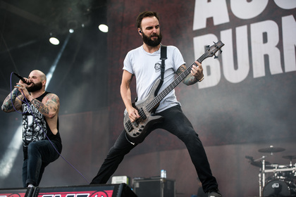 Spätsommerhitze - Summer Breeze 2017: Fotos von August Burns Red live