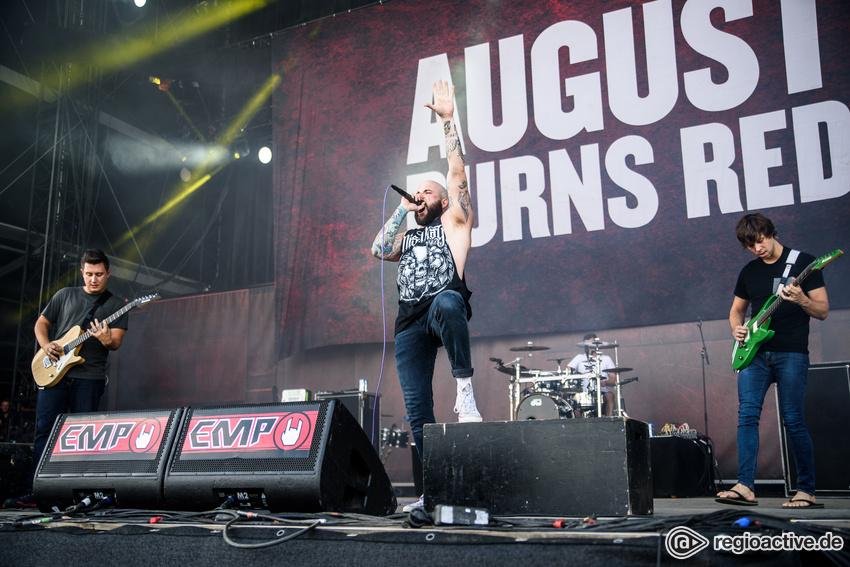 August Burns Red (live auf dem Summer Breeze, 2017)