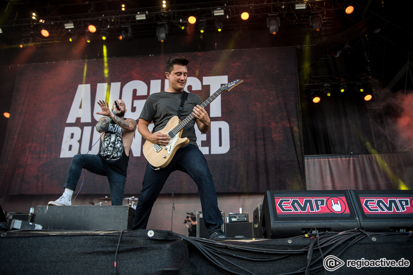 August Burns Red (live auf dem Summer Breeze, 2017)