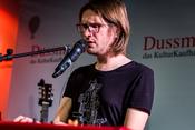 Fotos von Steven Wilson live im Kulturkaufhaus Dussmann in Berlin