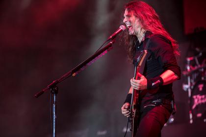 Thrash vom Feinsten - Megadeth live: Bilder vom Summer Breeze 2017