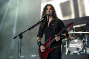 Megadeth live: Bilder vom Summer Breeze 2017