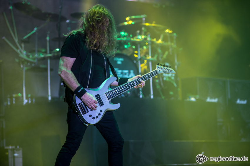 Megadeth (live auf dem Summer Breeze, 2017)