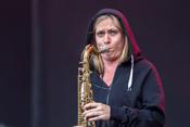Bilder der groovenden Irié Rèvoltès live beim Highfield Festival 2017