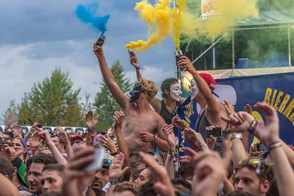 Höhen und Tiefen - 20-jähriges Jubiläum: Bilder und Berichte vom Highfield Festival 2017