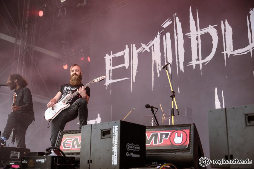 Emil Bulls (live auf dem Summer Breeze, 2017)