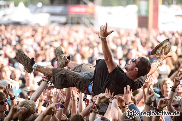 Frische Metal-Brisen in Mittelfranken - Summer Breeze 2018: Papa Roach, Doro, W.A.S.P. und weitere bestätigt