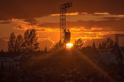 Nach dem Regen - Impressionen vom Samstag beim Highfield Festival 2017