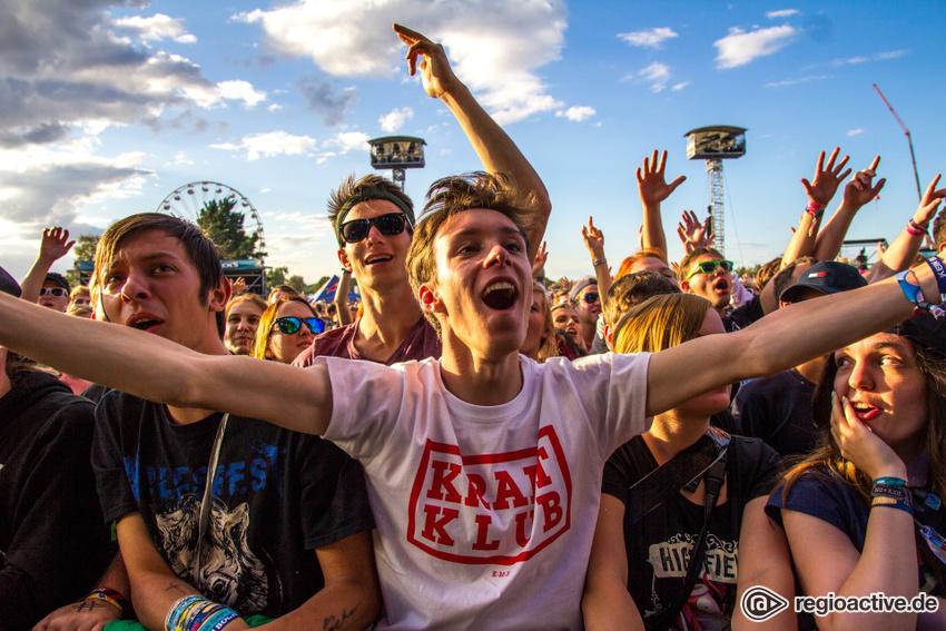 Impressionen vom Highfield Festival 2017