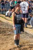 Impressionen vom Samstag beim Highfield Festival 2017