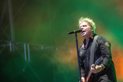 Pretty fly - 90er Punk: Live-Fotos von The Offspring beim Highfield Festival 2017