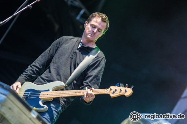 Harte Trennung - The Offspring: Greg K. verklagt Band nach Rauswurf