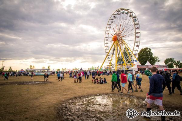 Vollkommen - Highfield Festival 2018: Das Line-up ist komplett!