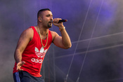 Gangster-Rap: Live-Bilder von SSIO beim Highfield Festival 2017