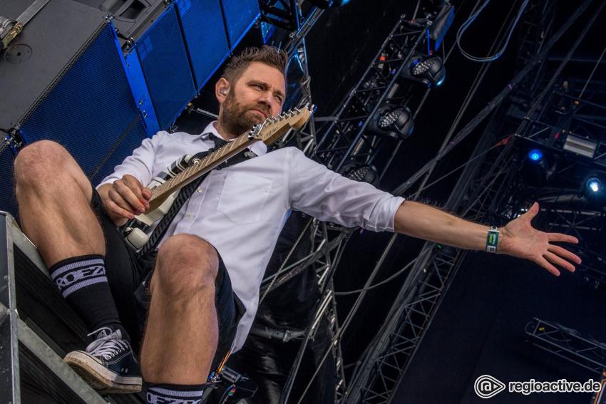 Zebrahead (live auf dem Highfield, 2017)