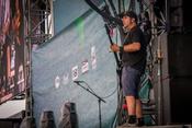 Power-Punk: Bilder von Zebrahead live auf dem Highfield Festival 2017