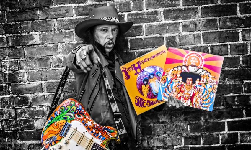 The Wind Cries Randy - Randy Hansen live: Die Auferstehung des Jimi Hendrix