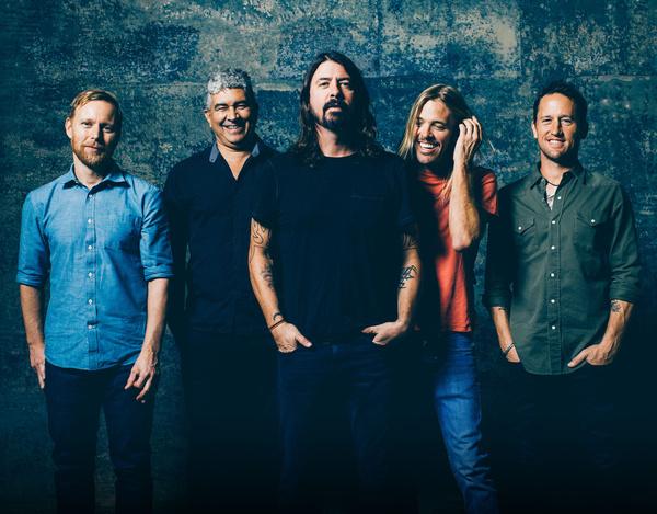 Fehlendes Puzzleteilchen - Spielen die Foo Fighters 2018 bei Rock am Ring und Rock im Park? (Update: ja!)