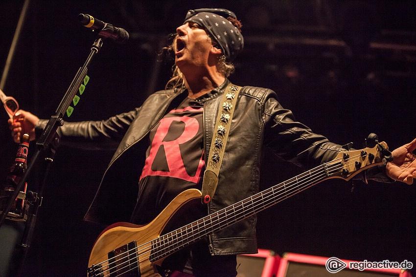 J:B.O. (live bei Rock im Hinterland, 2017)