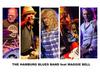 The HAMBURG BLUES BAND feat. Maggie Bell & Krissy Matthews in Braunschweig, Konzert, 24.11.2017, Barnabys Blues Bar - Tickets -