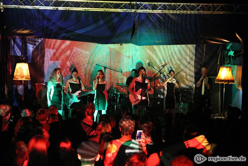 The Schogettes (live auf dem Mannheimer Brückenaward, 2017)