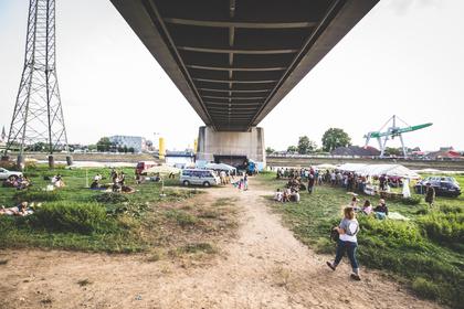 Getöse am Ufer - Impressionen vom Samstag beim Mannheimer Brückenaward 2017