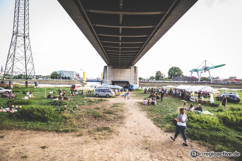 Impressionen vom Brückenaward Mannheim 2017