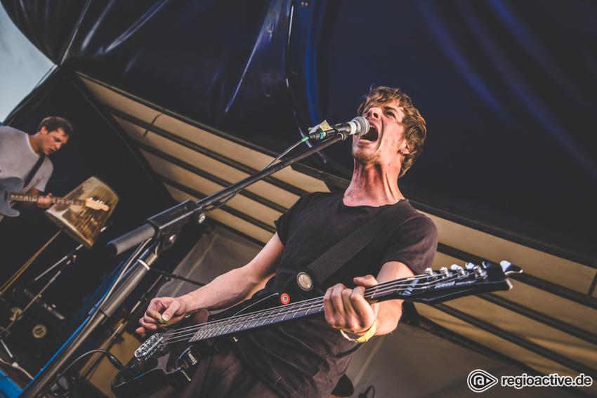 Franka (live auf dem Mannheimer Brückenaward, 2017)