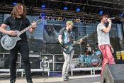 Live: Bilder von Colored Surge bei Rock im Hinterland 2017