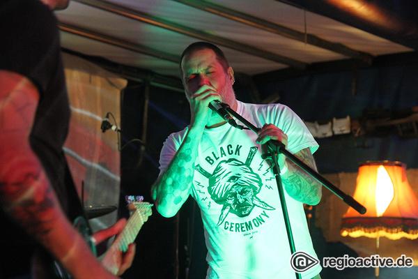 Bring the Noise - Laute Fotos von Messed. live beim Mannheimer Brückenaward 2017