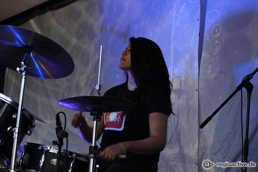 Idiophon (live auf dem Mannheimer Brückenaward, 2017)
