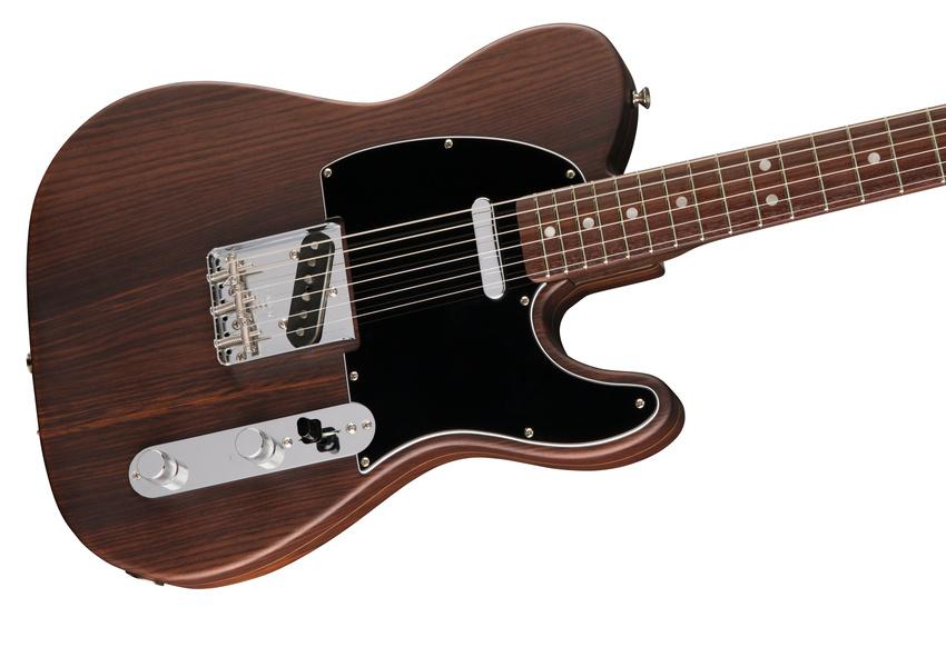 Die limitierte Fender George Harrison Rosewood Telecaster ehrt das Vermächtnis der Musikikone