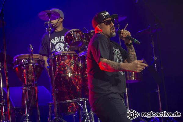 Groovig - US-Hip-Hop: Live-Fotos von Cypress Hill in der Stadthalle Offenbach