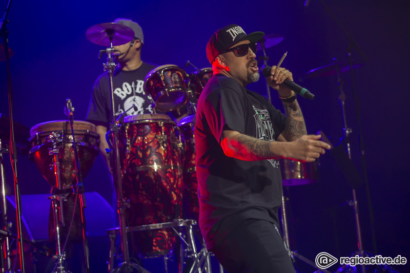 Cypress Hill (live in der Stadthalle Offenbach, 2017)