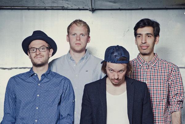 Melodischer Indie-Rock aus Mainz - Gießener Kultursommer 2017: Hitchkokk supporten Tim Bendzko
