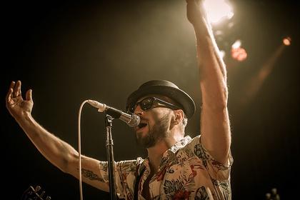 Niemals heiser - Lauthals: Live-Fotos von den Beatsteaks in der halle02 in Heidelberg
