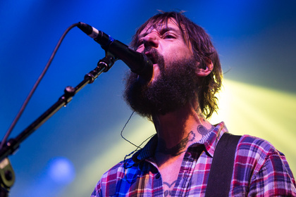 Authentisch - Band Of Horses: Live-Bilder der US-Rockband in der Batschkapp in Frankfurt