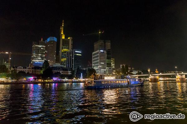 Ufergetummel - Impressionen vom Museumsuferfest Frankfurt 2017