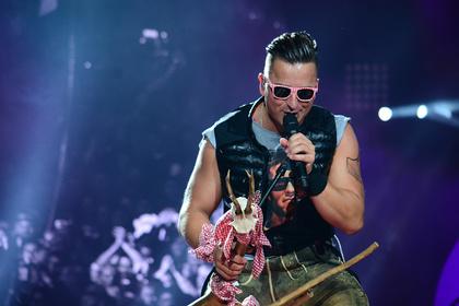 Schlager-Terminator - Hulapalu: Live-Fotos von Andreas Gabalier auf dem Hockenheimring