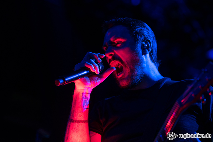Breaking Benjamin (live in Frankfurt, 2017)