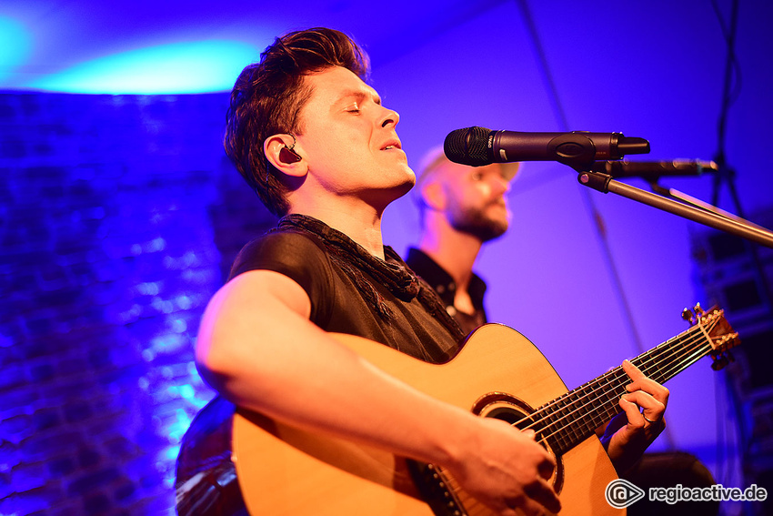 Michael Patrick Kelly (live in Ludwigshafen, 2017)