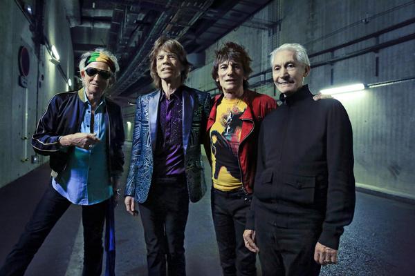 Ohne Filter - The Rolling Stones spielen im Sommer 2018 zwei Shows in Deutschland