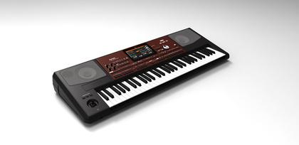Sturm und Klang: Neue Arranger-Keyboards Pa700 und Pa700 ORIENTAL von KORG
