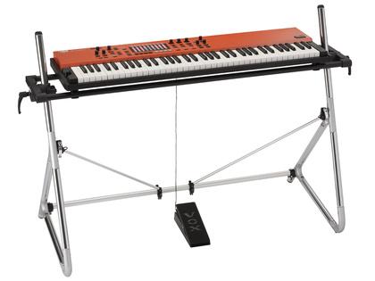 VOX Continental Keyboard: Neuinterpretation einer Legende