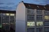 Nacht & Tag in den Gerichtshöfen - Offene Künstler-Ateliers und fachkundige Führungen in Berlin, Ausstellung, 23.09.2017, Gerichtshöfe Wedding -