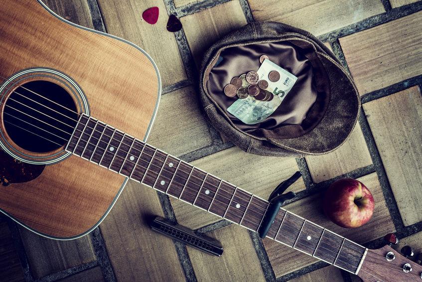 Umfrage zur Gage: So viele Musiker sind bereit, umsonst aufzutreten