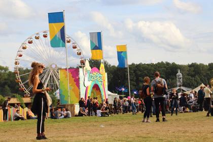 Tumult als Konzept - Impressionen vom Sonntag beim Lollapalooza 2017