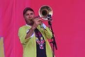Bonaparte: Exzentrische Live-Fotos vom Lollapalooza 2017
